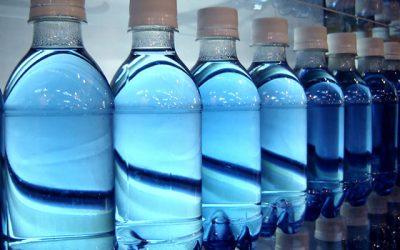 Warm plastic water bottle danger?
